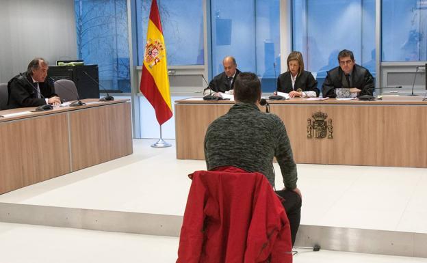 Imagen del juicio. /Antonio Díaz Uriel