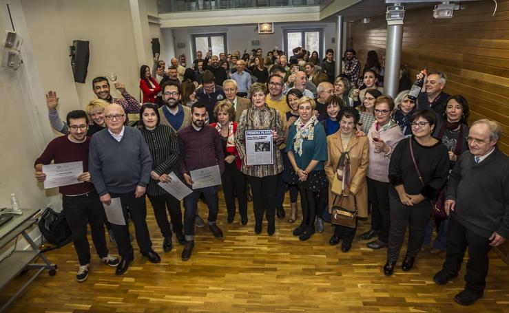 Los periodistas riojanos celebran San Franciso de Sales, el día de su patrón
