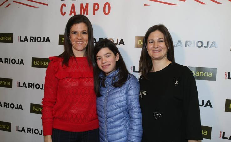 Entrega de los I Premios del Campo