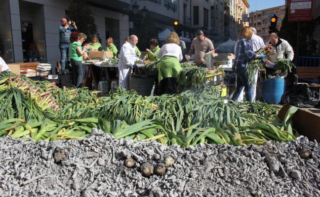 Arnedo funda la asociación para fomentar el ajo fresco