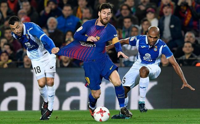 Messi quiere la cuarta Copa consecutiva
