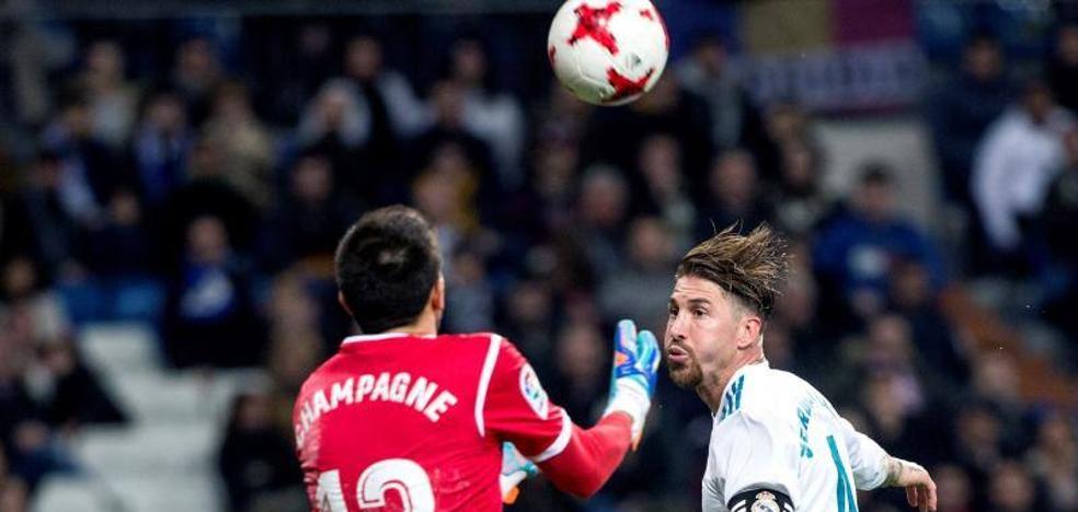 Ramos e Isco, bajas del Real Madrid en Mestalla