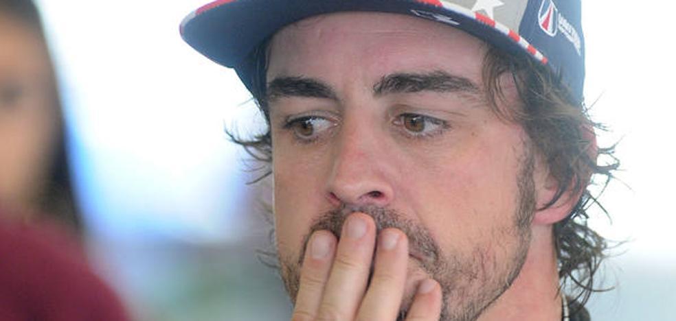 Alonso aprende por las malas qué son unas 24 horas