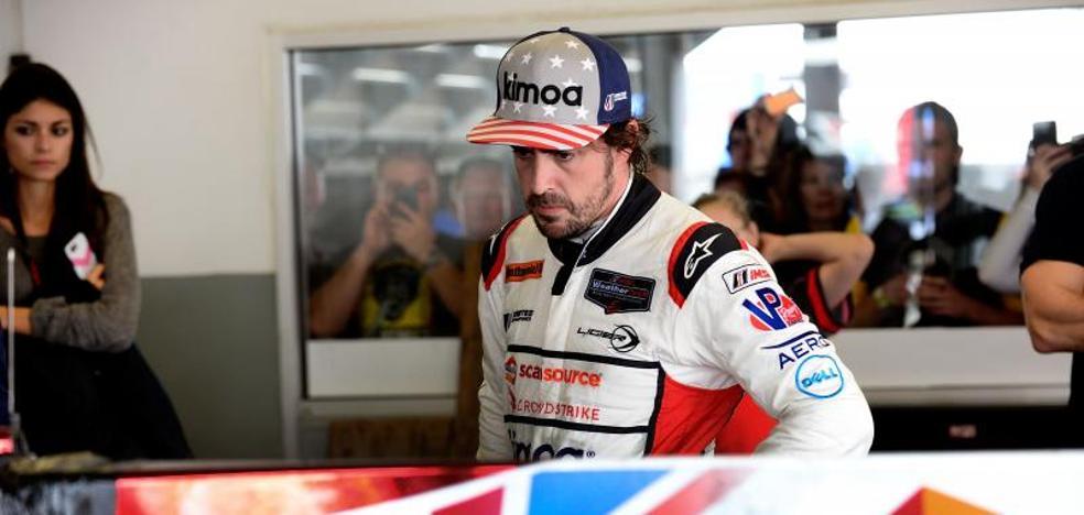 Alonso, confirmado para las 24 horas de Le Mans
