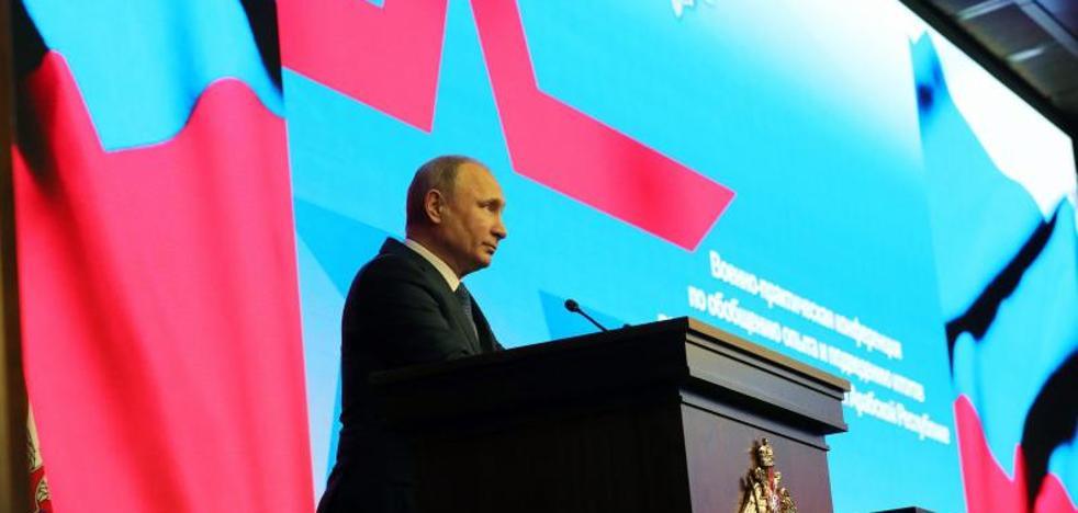Putin tacha de «imbécil» al filtrador Rodchenkov, «al que hay que meter en la cárcel»