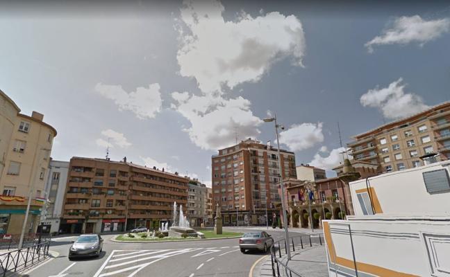 Una chica de Aldeanueva, atropellada en Calahorra