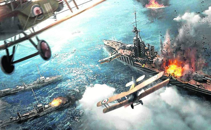 Battlefield 1: Un paso al frente