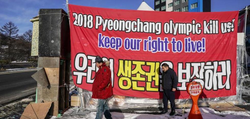 Corea del Sur, el país del amanecer tranquilo... salvo para el COI