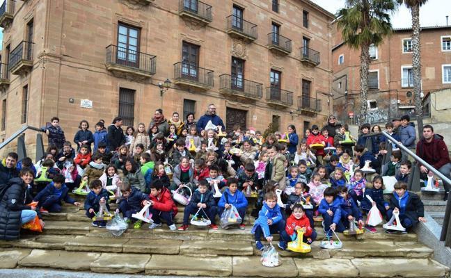 Autol, Calahorra, Cornago, Navajún y Cervera celebran San Blas