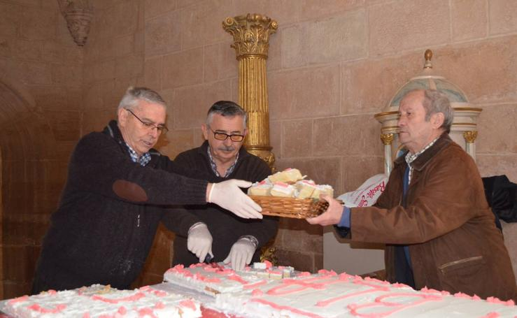 Calahorra celebra San Blas
