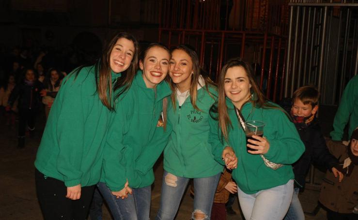 Autol da comienzo a sus fiestas por San Blas