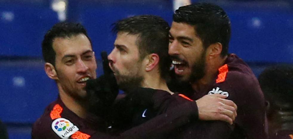Piqué: «El Espanyol está cada vez más desarraigado de Barcelona y tiene un presidente chino»