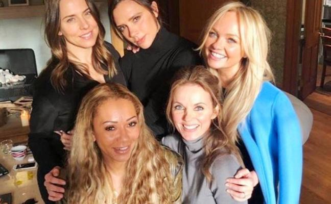 Las Spice Girls anuncian nuevos proyectos juntas