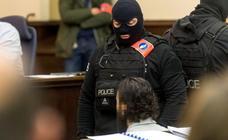 Salah Abdeslam: «Mi silencio no me hace culpable ni criminal, es mi defensa»