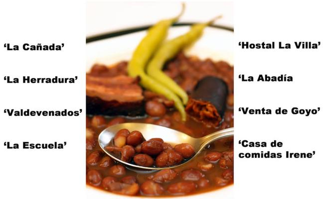 Las Jornadas de la Alubia de Anguiano promocionarán este producto en ocho restaurantes