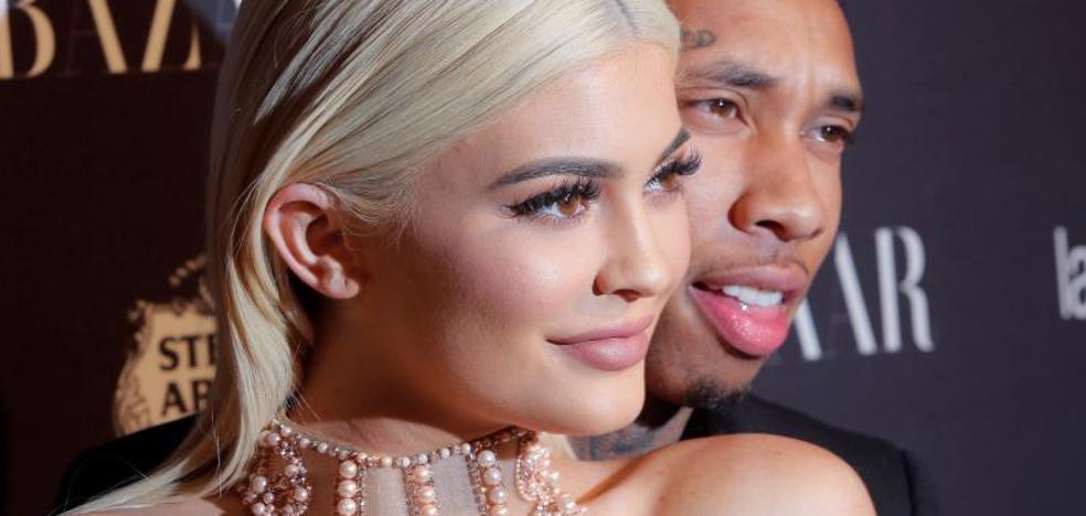 Kylie Jenner anuncia el nacimiento de su hija