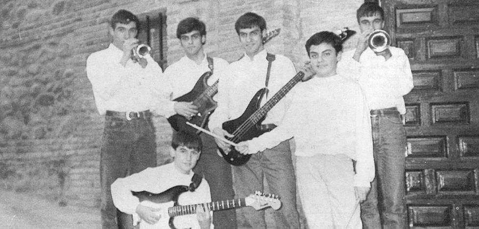 La Retina: 'Los Tiempos', en Calahorra, en 1991
