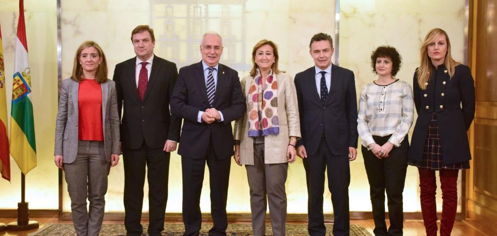 La Rioja participará en dos grupos del pacto de Estado contra la violencia machista