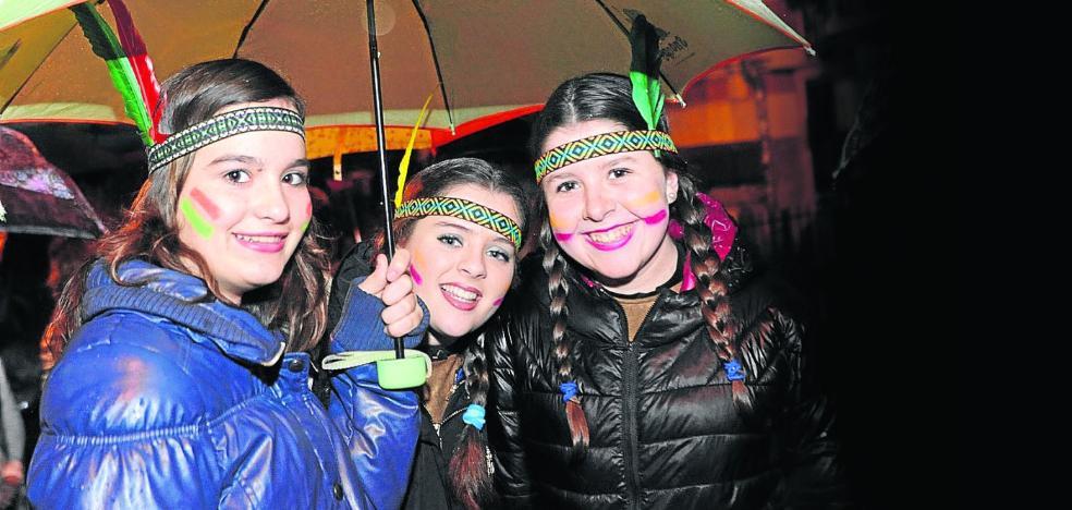 El Carnaval recupera tradiciones perdidas