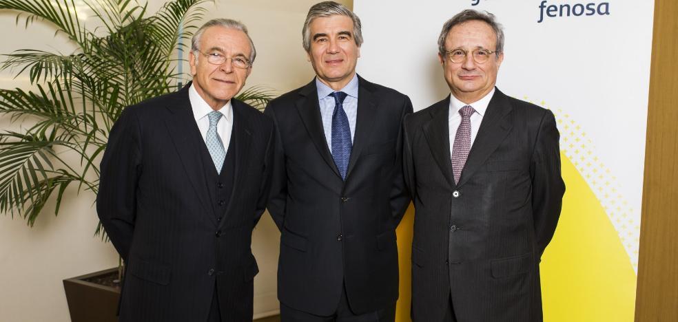 Isidro Fainé cede todo el poder de Gas Natural a Francisco Reynés