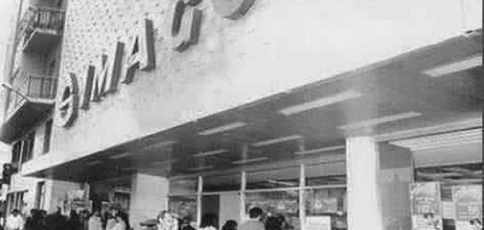 El primer gran supermercado de Logroño