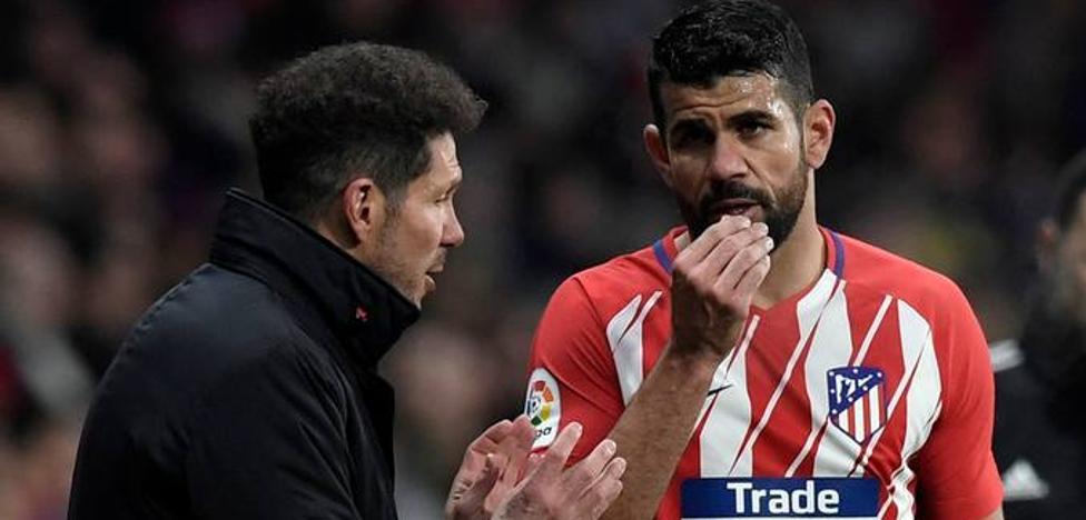 Diego Costa: «Tenía muchas ganas de jugar con esta camiseta»