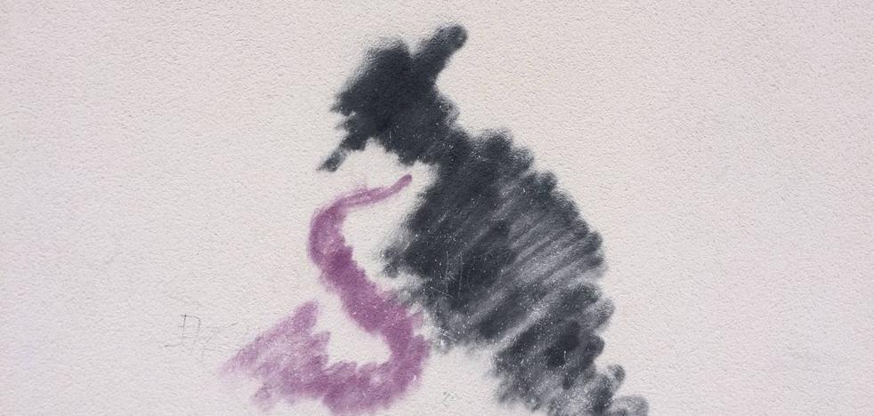 #Andestá: un original dibujo