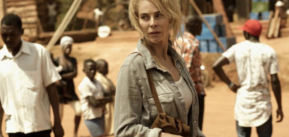 Belén Rueda viaja al Congo en busca de la taquilla