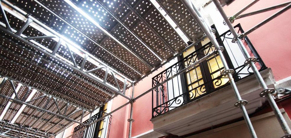 Los constructores creen que Logroño tiene «una parálisis clamorosa»