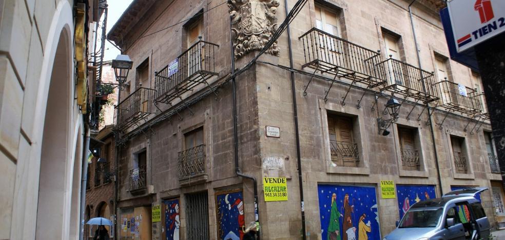 La residencia de Asprodema en Nájera se ubicará en el Palacio de los Rodezno