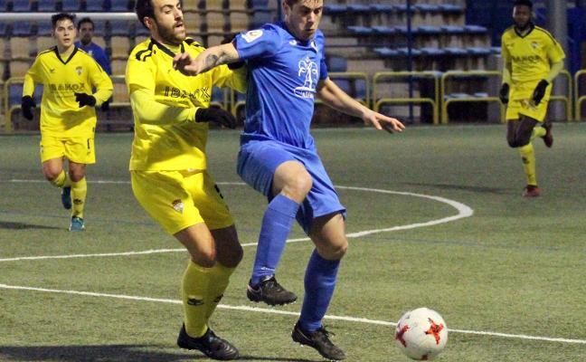 Murias lidera la victoria del Yagüe ante el Alfaro