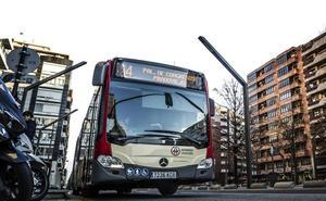 El transporte urbano de Logroño, a estudio