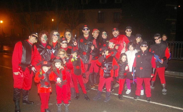 Carnaval en Cenicero