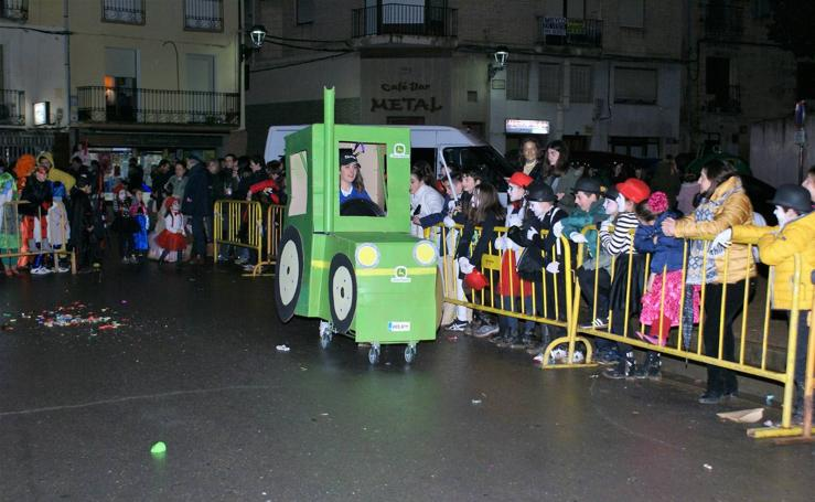Carnaval en Nájera