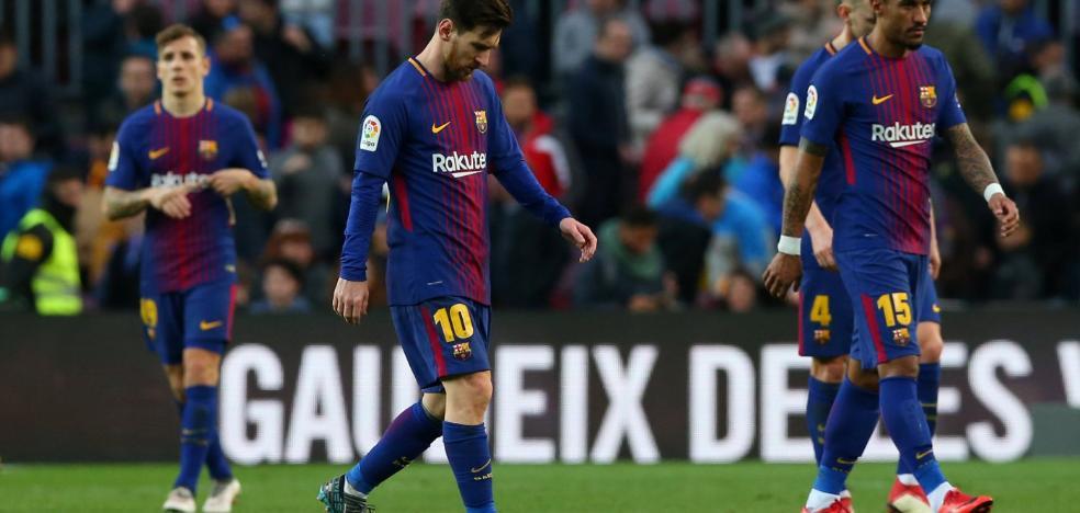 El Barça acusa la resaca copera