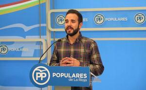 El PP critica el «desgobierno» en el Ayuntamiento de Villamediana