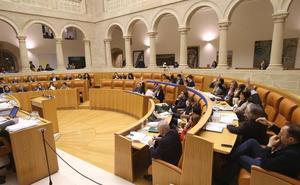 El PP cree que el Parlamento está «razonablemente financiado»