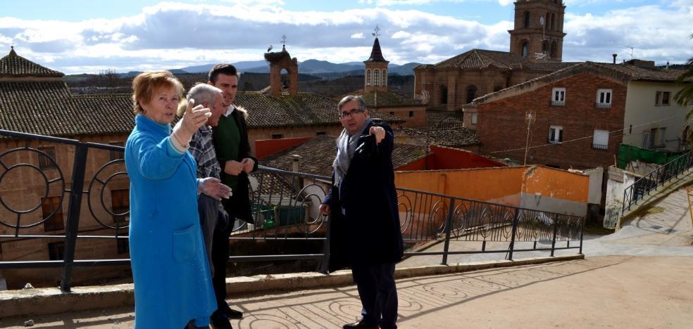 La Curruca, Cárcaba y Rufo contarán con una nueva red de agua y pavimentación