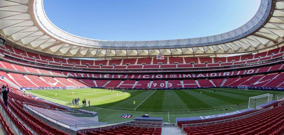 La final de Copa será el 21 de abril en el Metropolitano