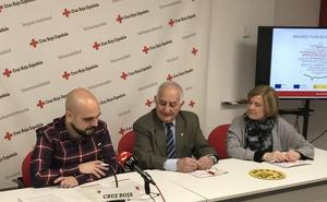 Cruz Roja logró trabajo para 247 personas en La Rioja en 2017