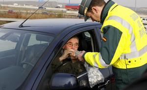 Una semana de controles: 694 conductores, 4 positivos por alcohol, 12 por droga