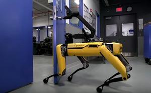 Los robots de Boston Dynamics cada vez más listos: ya abren puertas