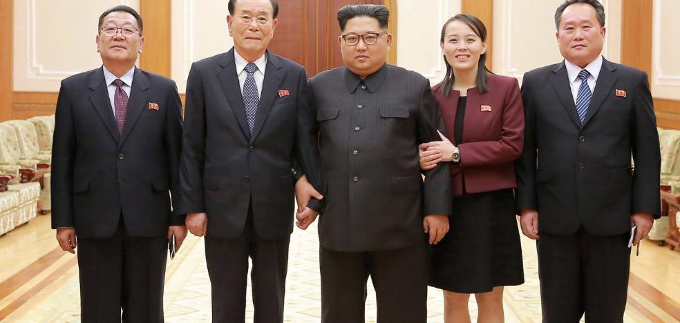 Kim confirma la distensión con Seúl