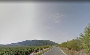Un herido en un accidente en Torremontalbo