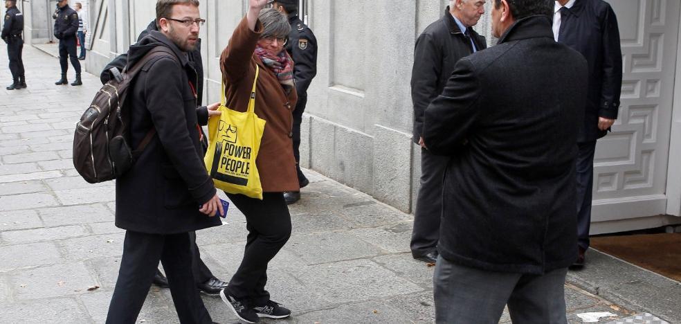 «La declaración de independencia de Cataluña no fue cosmética, fue real»