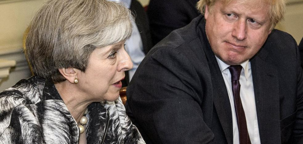 Boris Johnson asegura que el 'brexit' es imparable