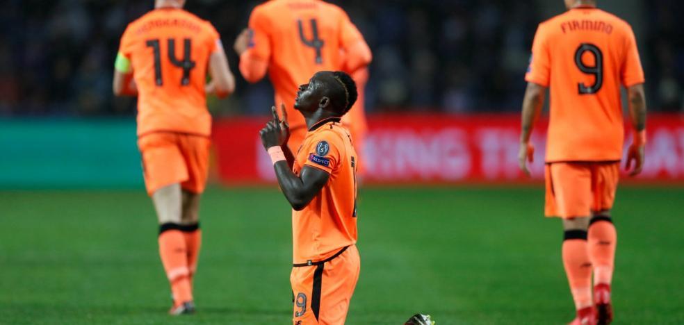 El Liverpool confirma el poderío inglés en Europa