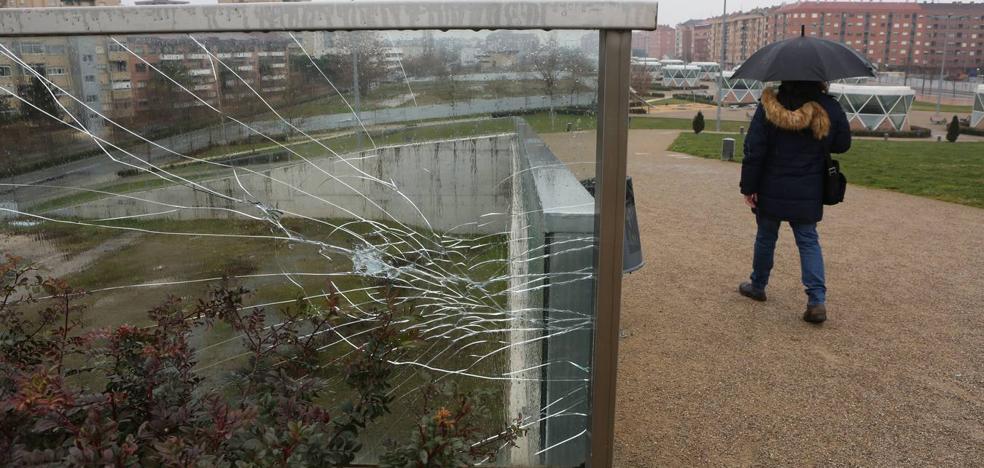El parque que estamos destrozando