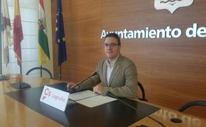 Ciudadanos pide un plan estratégico de Comercio para Logroño hasta 2022