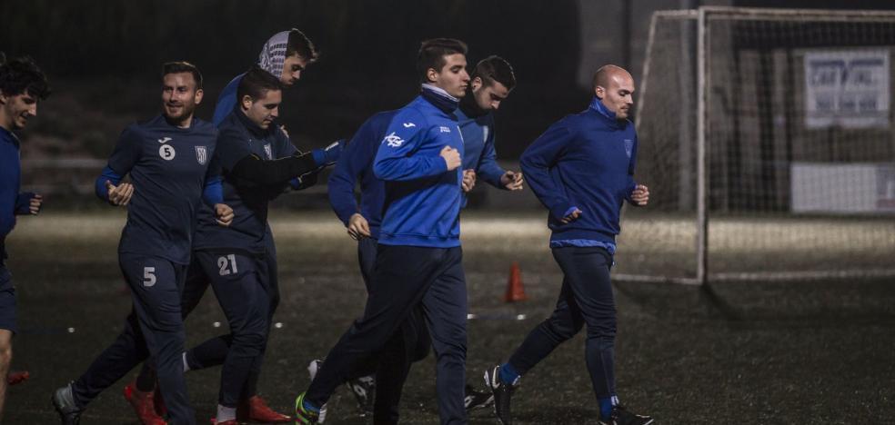 Sergio Domínguez está de vuelta
